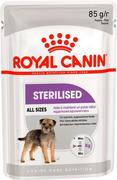 ROYAL CANIN ADULT STERILISED (ПАШТЕТ) - КОНСЕРВЫ ДЛЯ СОБАК