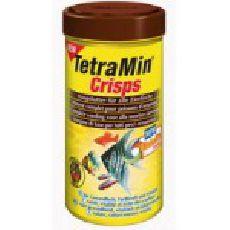 Tetramin crisps - основной корм для всех видов декоративных рыб (чипсы)