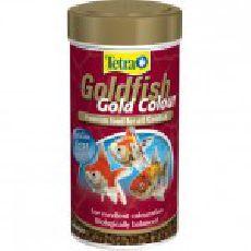 Tetra goldfish color - корм для улучшения окраса золотых рыбок