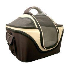 Triol - сумка трансформер для кошек и собак с креплением для а/м ремня