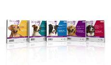 Ceva вектра 3d - капли на холку для собак от блох и клещей