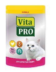 Vita pro с курицей - консервы для кошек (пауч)