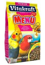 Витакрафт - основной корм для средних попугаев
