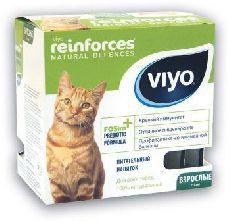 Viyo reinforces напиток-пребиотик для взрослых кошек